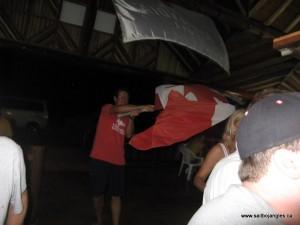 Canada scores again!